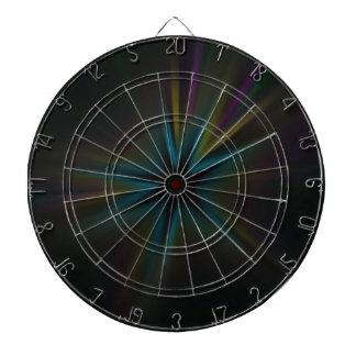 Psychedelic Star Dart Board
