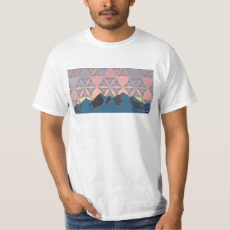 Psychedelic Sunset T-Shirt