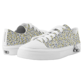 Psychedelic Sunshine Low-Top Sneakers
