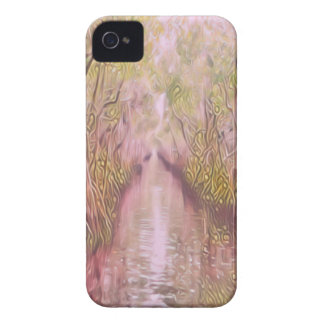 Psychedelic Swamp Case-Mate iPhone 4 Case