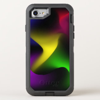 Psychedelic Swirl OtterBox Defender iPhone 7 Case