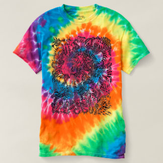 Psychedelic T T-shirt