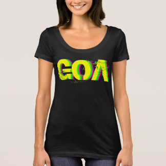 Psychedelic tee-shirt Goa T-Shirt