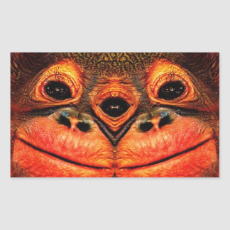 Psychedelic Three Eyed Monkey