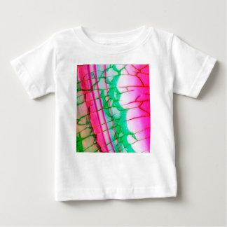 Psychedelic Tie Dye Quartz Baby T-Shirt