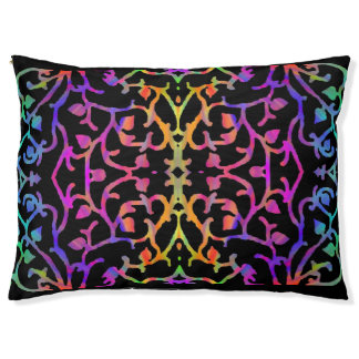 Psychedelic Tree of Life Pet Bed