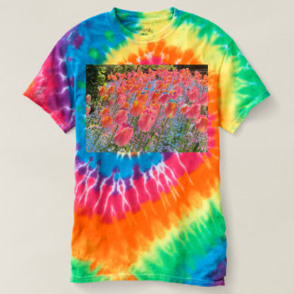 psychedelic tulip t-shirt