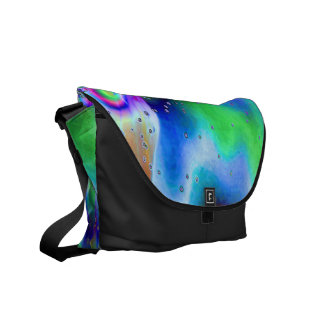 Psychedelic Vision Courier Bags