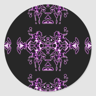 Psychedelic Vision Sticker