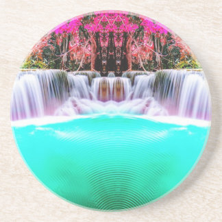 Psychedelic Waterfall Coaster