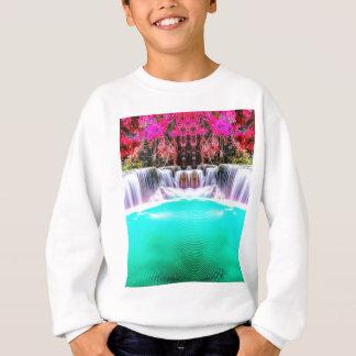 Psychedelic Waterfall Sweatshirt