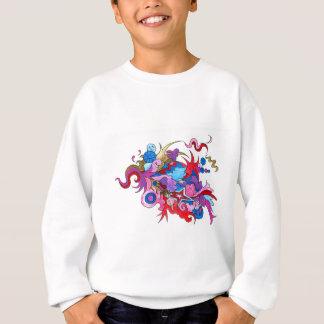 Psychedelic Wave Sweatshirt