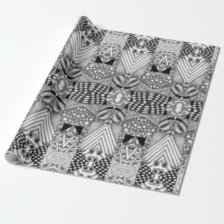 Psychedelic Wrapping Paper