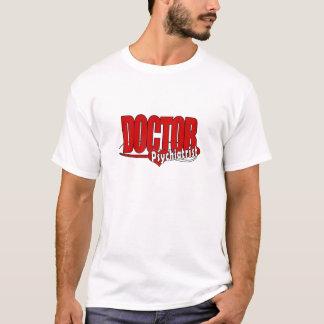 PSYCHIATRIST LOGO BIG RED DOCTOR T-Shirt