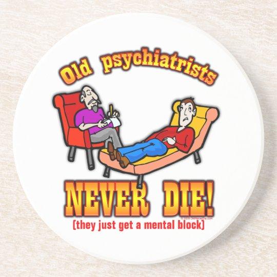 Psychiatrists Coaster