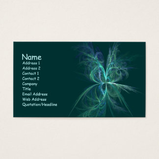 Psychic Energy Business Card