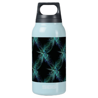 Psychic Energy Fractal Insulated Water Bottle