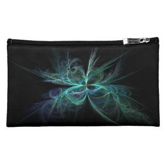 Psychic Energy Fractal Makeup Bag