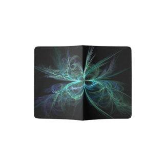 Psychic Energy Fractal Passport Holder