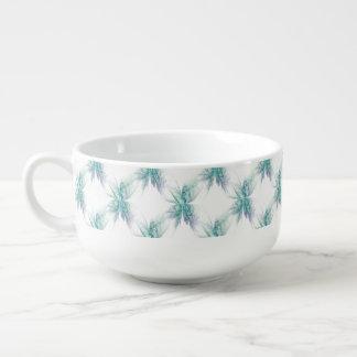 Psychic Energy Fractal Soup Mug