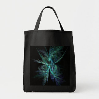 Psychic Energy Fractal Tote Bag