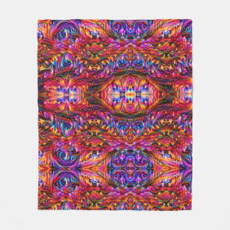 Psychic Fleece Blanket