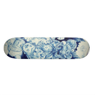 Psychic Leakage Skate Deck