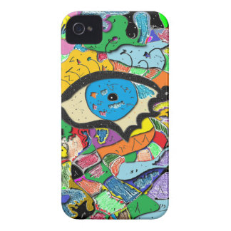 Psychic Portal iPhone 4 Cover
