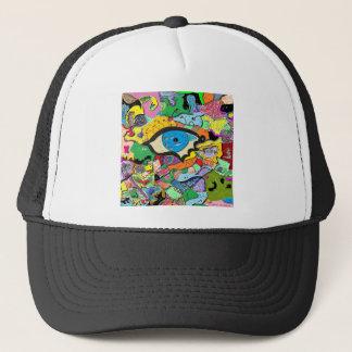 Psychic Portal Trucker Hat