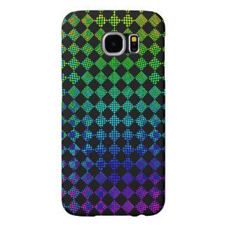 Psycho Checkers Samsung Galaxy S6 Cases
