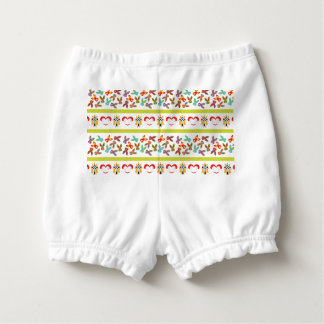 Psycho Easter Pattern colorful Diaper Cover