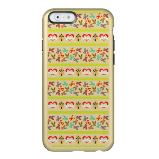 Psycho Easter Pattern colorful Incipio Feather® Shine iPhone 6 Case