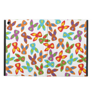 Psycho Easter Pattern colorful iPad Air Case