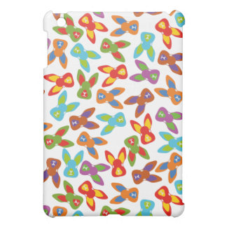 Psycho Easter Pattern colorful iPad Mini Cases