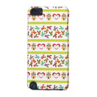 Psycho Easter Pattern colorful iPod Touch 5G Cases