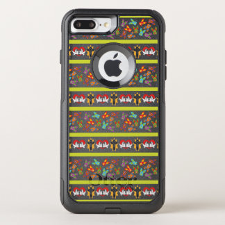 Psycho Easter Pattern colorful OtterBox Commuter iPhone 7 Plus Case