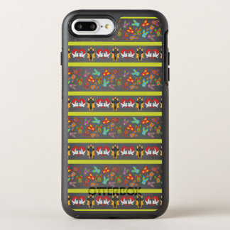 Psycho Easter Pattern colorful OtterBox Symmetry iPhone 7 Plus Case