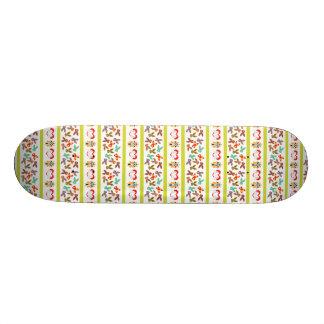 Psycho Easter Pattern colorful Skateboard Decks