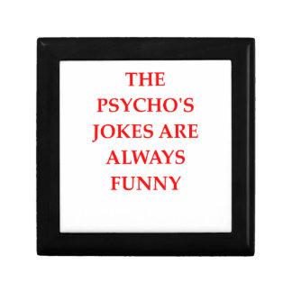 PSYCHO GIFT BOX