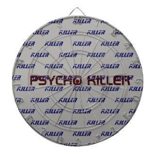 PSYCHO KILLER DART BOARD