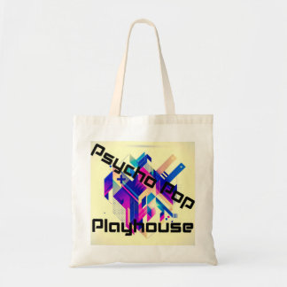 Psycho Pop Playhouse Banner Bag