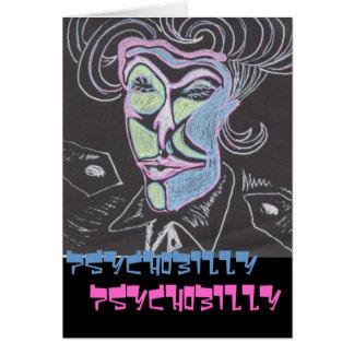 Psychobilly Card