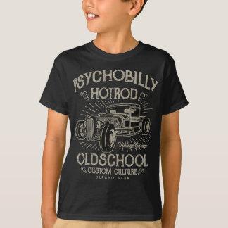 PsychoBilly HotRod Kids' TAGLESS® T-Shirt