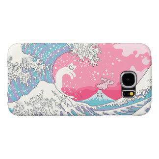 Psychodelic Bubblegum Kunagawa Samsung Galaxy S6 Cases