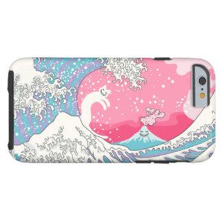 Psychodelic Bubblegum Kunagawa Tough iPhone 6 Case
