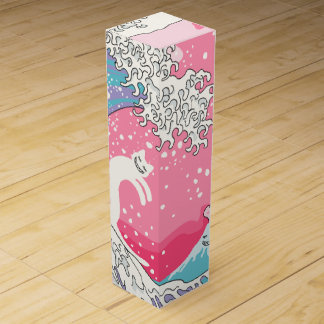 Psychodelic Bubblegum Kunagawa Wine Gift Box