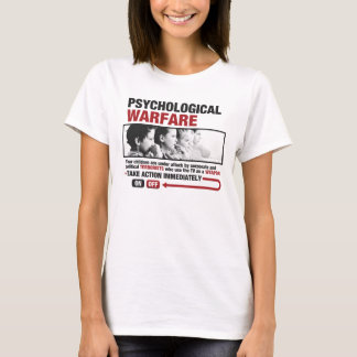 Psychological Warfare Women's T-shirt