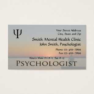 Mental health business cards business card printing zazzle ca psychologist mental health business card colourmoves