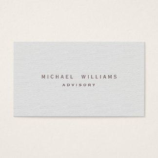 Psychologist - Professional elegant rough target Business Card