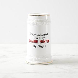 Psychologist/Zombie Hunter Beer Stein